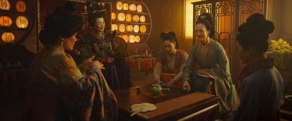 Disney'in yeni filmi Mulan'ın fragmanı