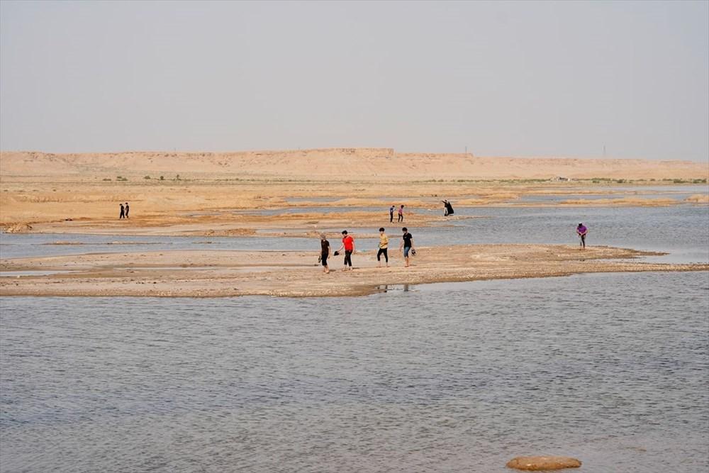 Necef Denizi: Kuraklığın ardından gelen mucize - 8