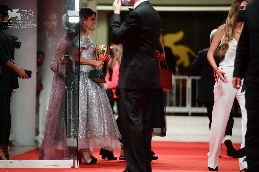 78. Venedik Film Festivali ödül gecesiyle sona erdi - 14