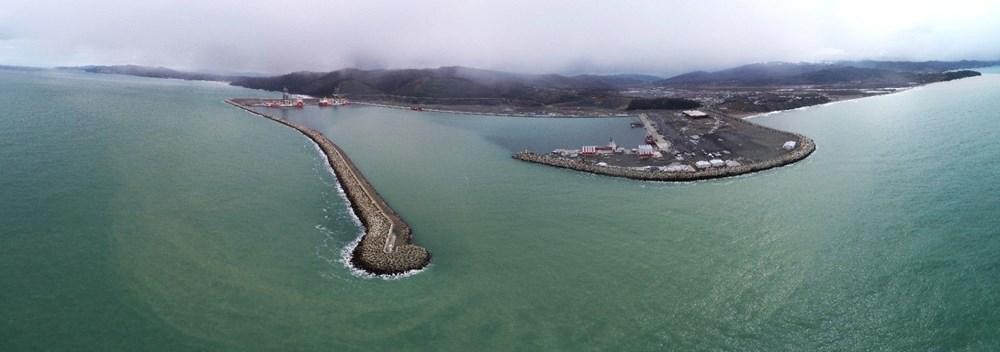 Filyos Limanı bugün açılıyor - 6