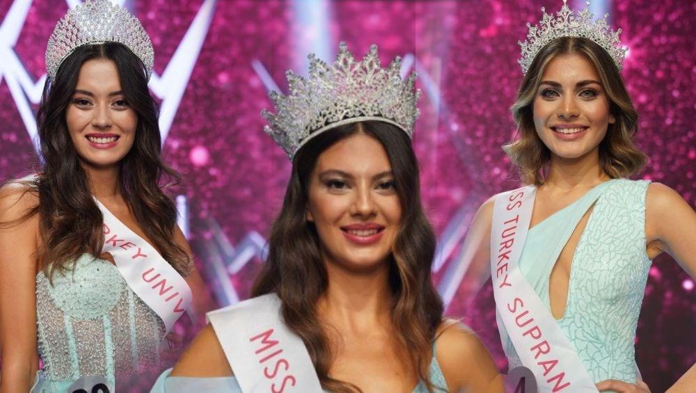Pemenang Miss Turkey 2021 diumumkan (siapa Miss Turkey Dilara Korkmaz) - 1