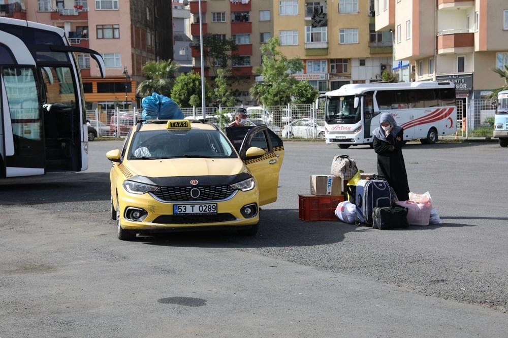 Çay göçü ile Rize'ye giden 30 bin kişiye validen uyarı - 9