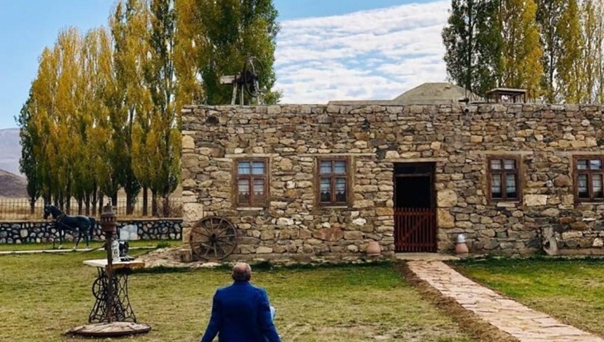 Bayburt'taki Kenan Yavuz Etnografya Müzesi'ne