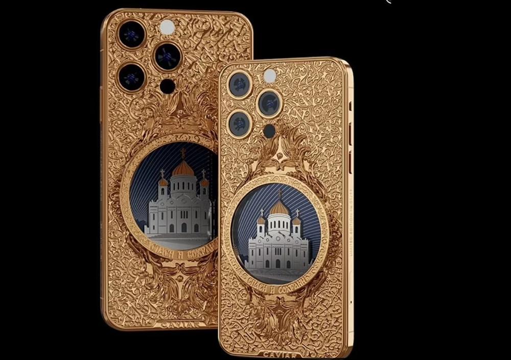 Bu iPhone tamamen altından: Fiyatı 445 bin lira - 4