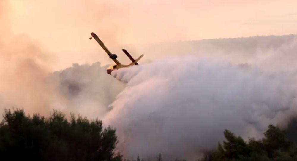 Akdeniz alev aldı: Yunanistan ve İtalya'da orman yangınları sürüyor - 36