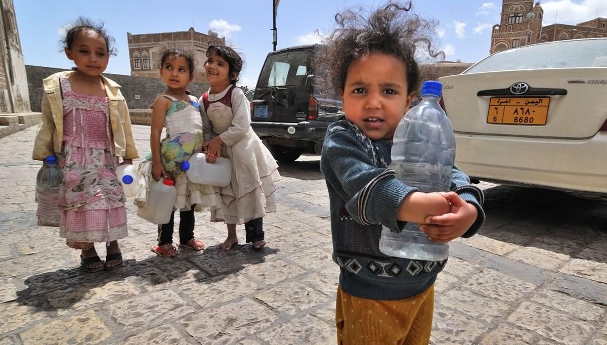 Dünya Bankası: Yemenlilerin yüzde 70'i açlık tehlikesiyle karşı karşıya