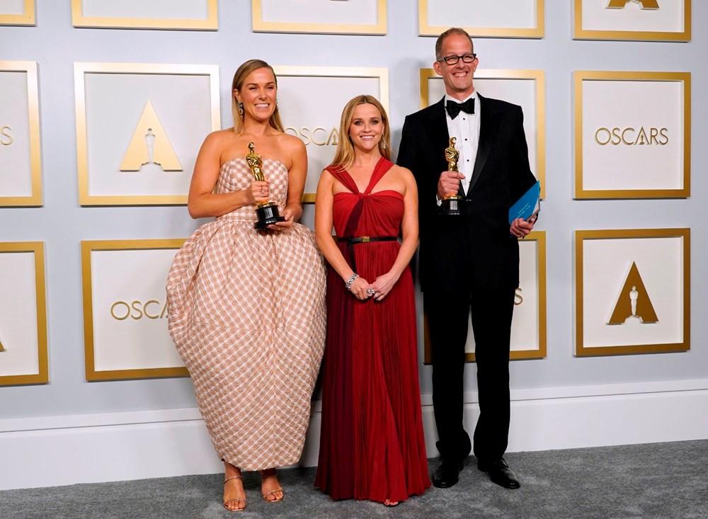 2021 Oscar Ödülleri sahiplerini buldu (93. Oscar Ödülleri'ni kazananlar) - 17