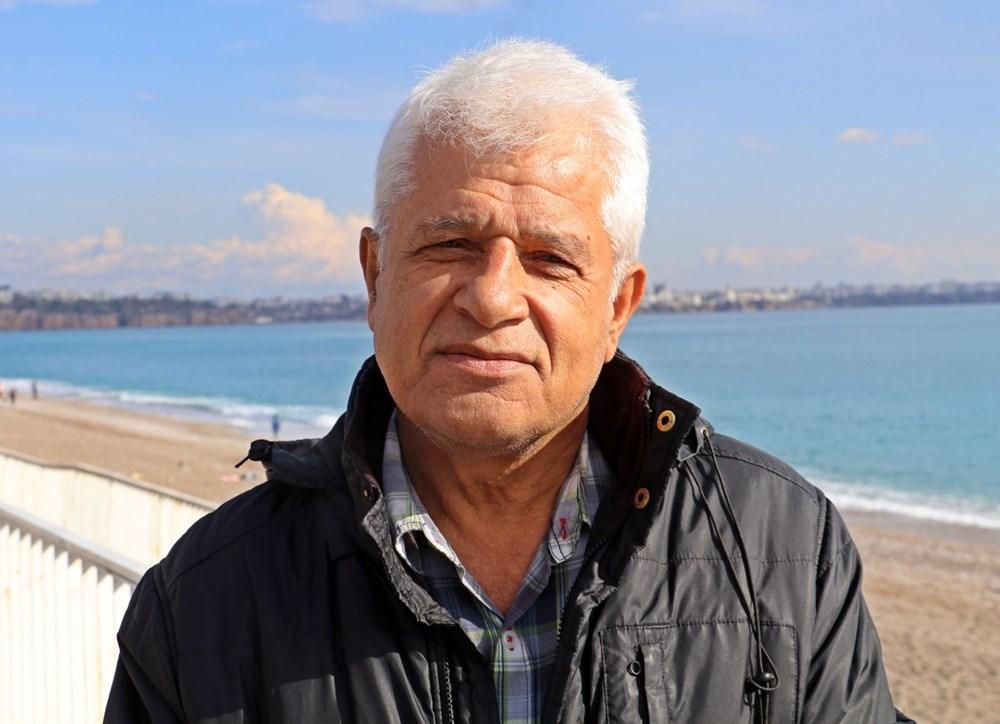 Olta balıkçılarının avlayıp denize attığı ölü balon balıkları fırtına sonrası sahile vurdu - 3