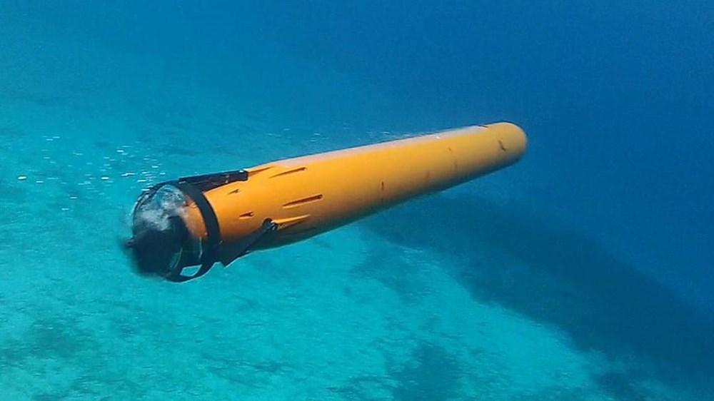 Türkiye'nin insansız deniz aracı sürüsü göreve hazırlanıyor (Türkiye'nin yeni nesil yerli silahları) - 272