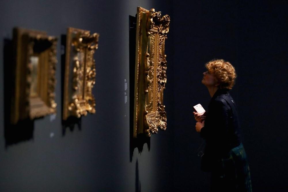 Hollanda'da adak için müzeye bağışlanan tablo mahkemelik oldu - 3