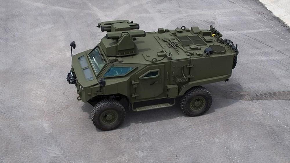 Jandarmaya yeni makineli tüfek (Türkiye'nin yeni nesil yerli silahları) - 251