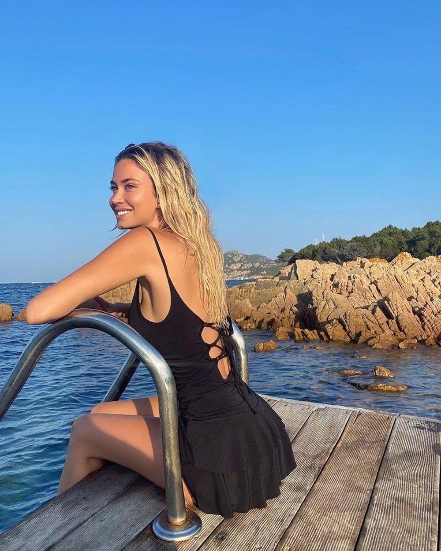 Can Yaman İtalyan spor spikeri Diletta Leotta ile ilişkisini fotoğrafla doğruladı - 5