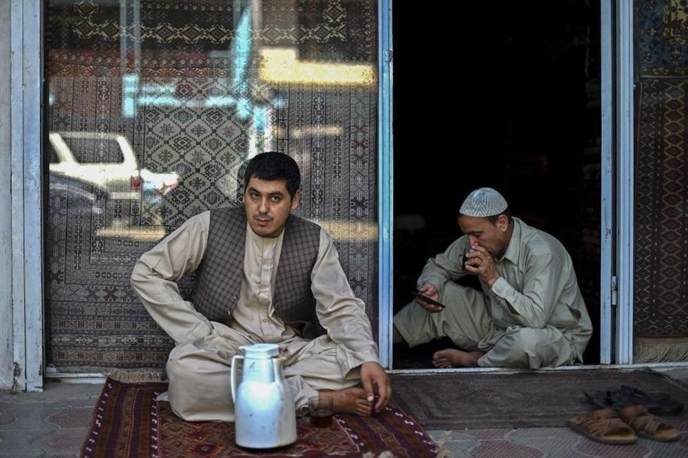 Afganistan'da ekonomi çökmek üzere: Halkın sadece yüzde 5'i yeterli  yiyeceğe erişebiliyor - 10