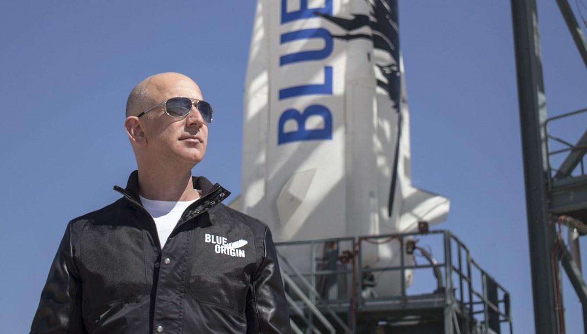 Pentagon ilk nükleer uzay aracının tasarımı için Jeff Bezos ile anlaştı