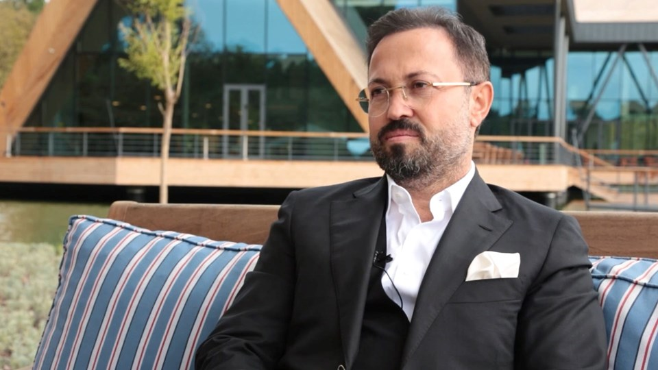 DAP Yapı Yönetim Kurulu Başkanı Ziya Yılmaz: Türkiye'nin vitrinini işliyoruz