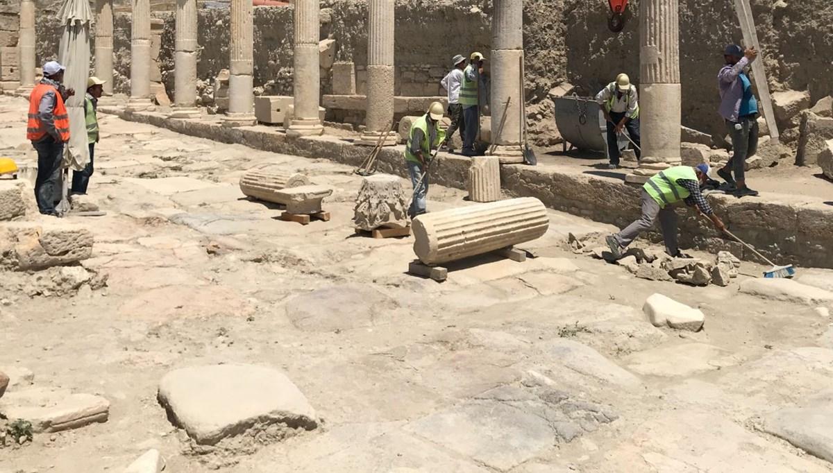2021 hedefi: 600 arkeolojik kazı