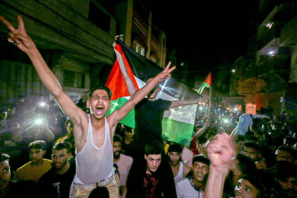 """Gazze ve Batı Şeria'da """"ateşkes"""" sevinci - 8"""