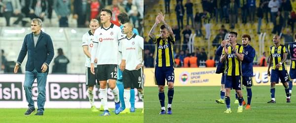 Yazarlardan Fenerbahçe ve Beşiktaş değerlendirmesi