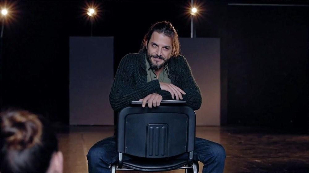 Mehmet Günsür, İtalyan dizisinin kadrosuna katıldı - 6