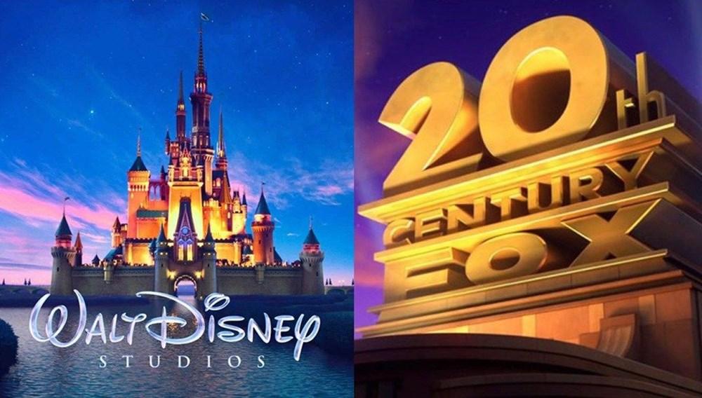 Disney stüdyolarına yıldırım düştü - 4