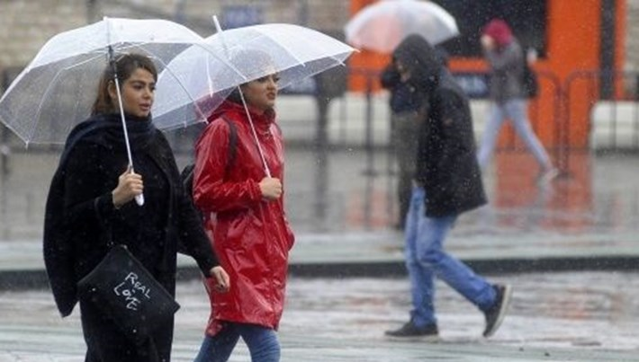 Meteorolojiden Doğu Karadeniz için sağanak uyarısı
