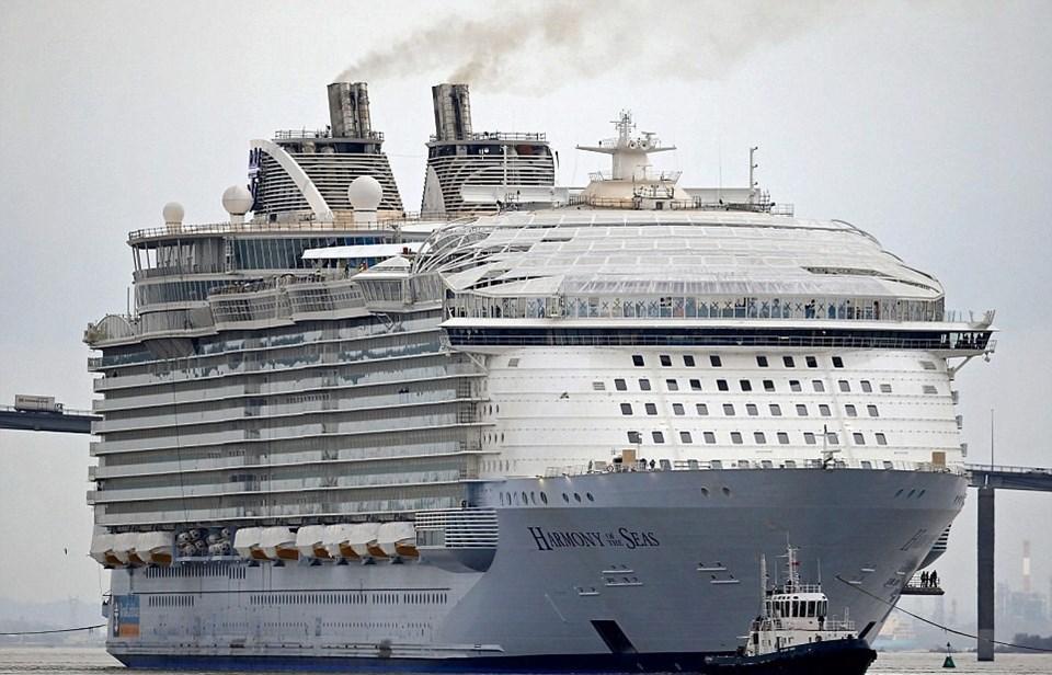 Titanik'ten daha büyük