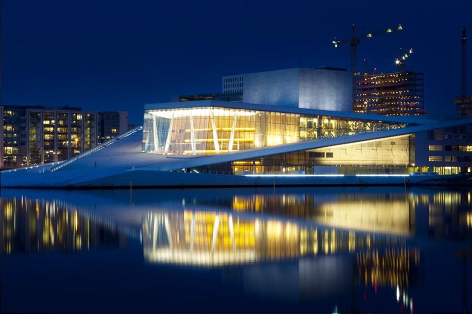 Oslo, Norveç