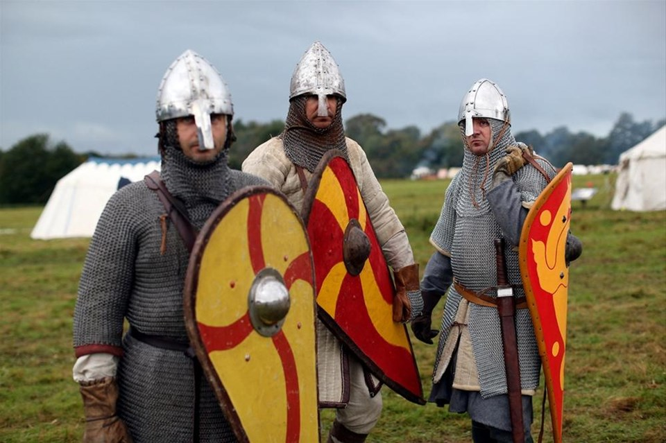 1066'dan gelen savaşçılar