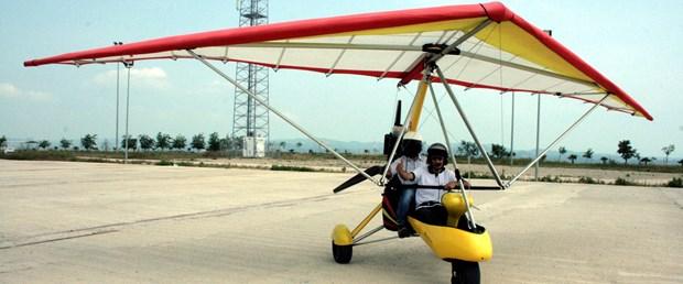 125 liraya tek kişilik uçuş keyfi