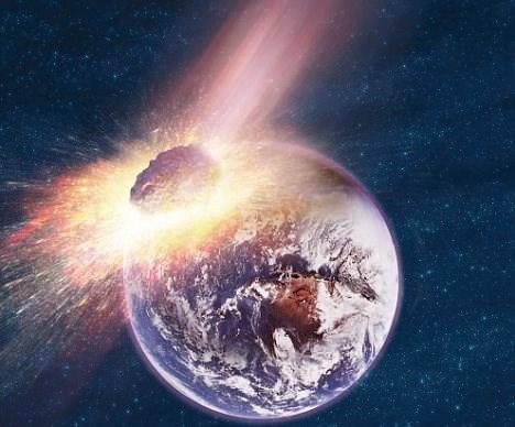 13. Cuma'da bir asteroid