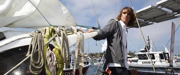 17 yaşında, yelkenliyle dünya turu yaptı