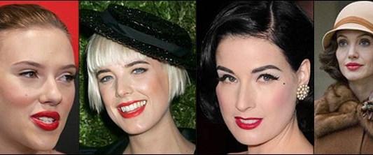 2009 makyaj trendleri son şeklini aldı