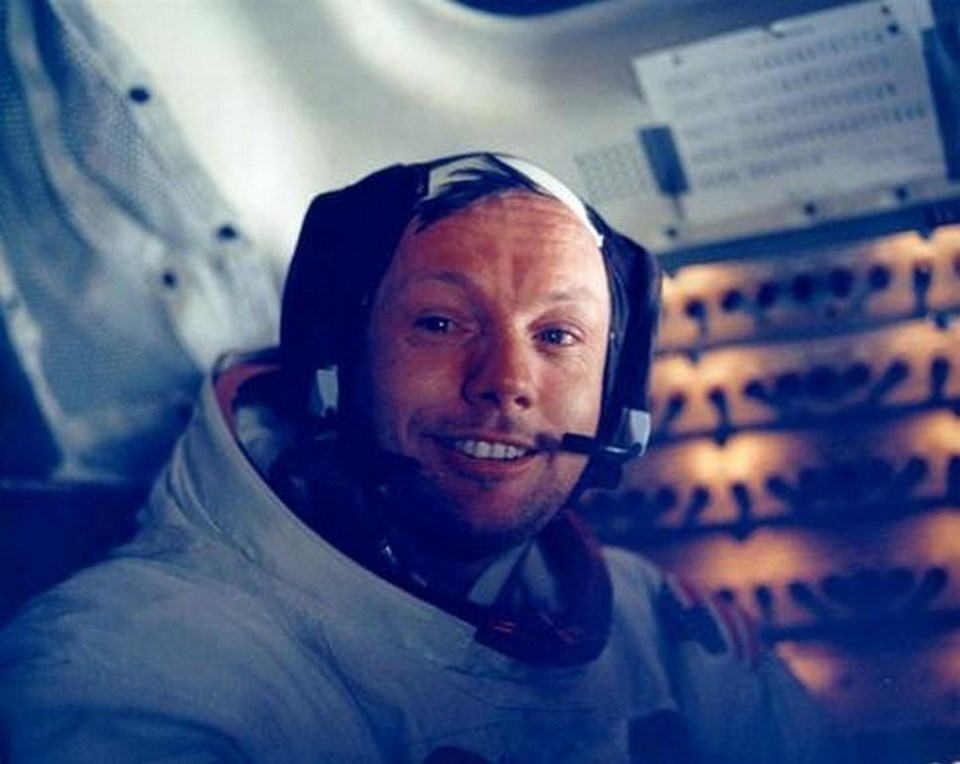 Neil Armstrong - Astronot