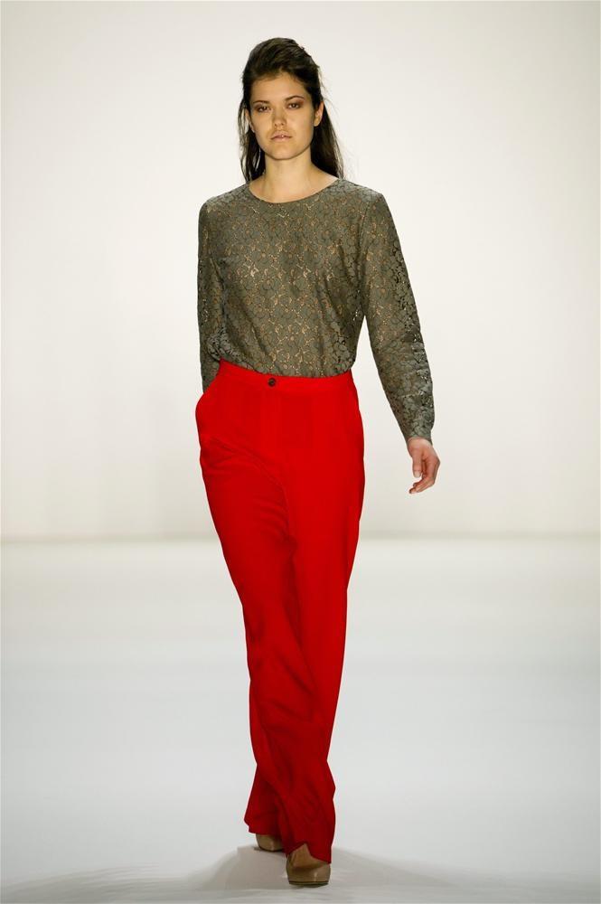 2014'te parlak bluzlar giyilecek