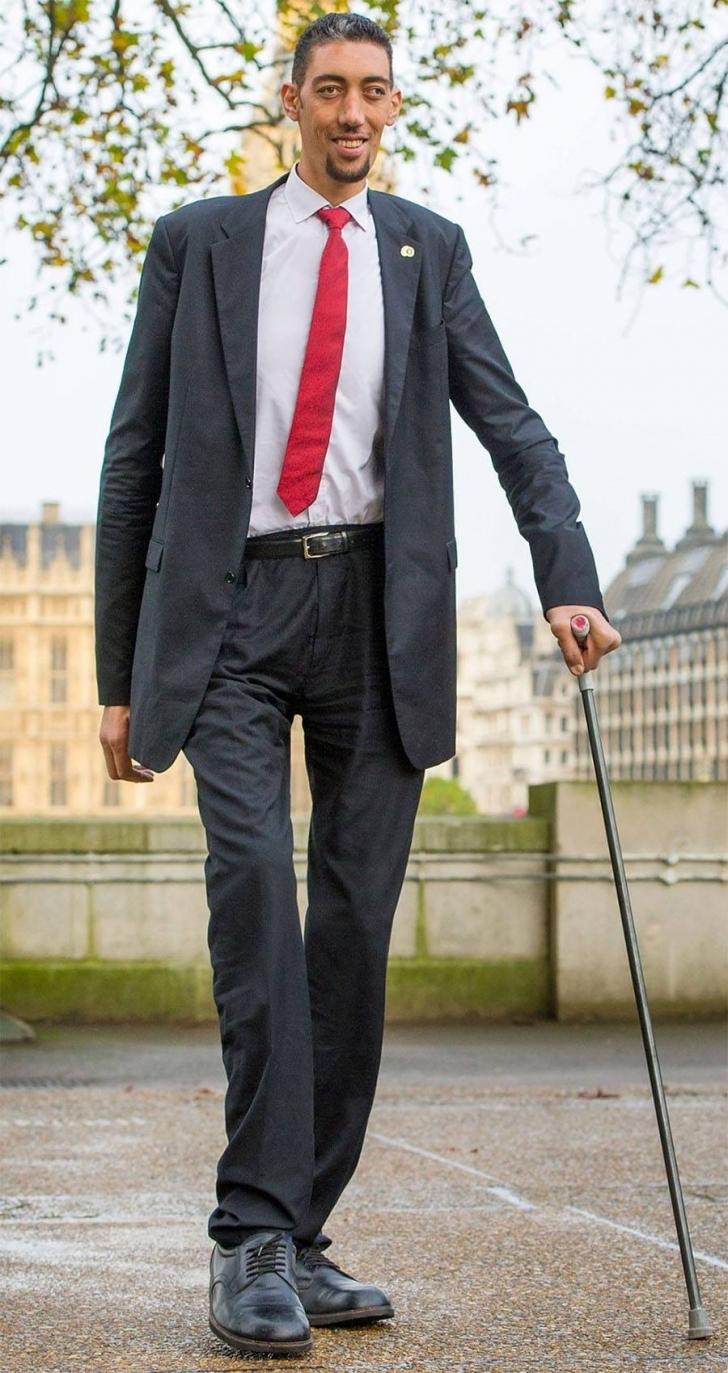 Dünyanın en kısa boylu insanı