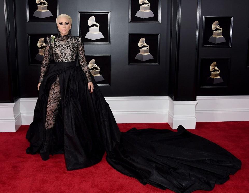 2018 Grammy Ödül Töreni, kırmızı halı,