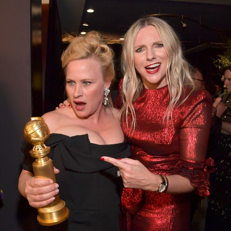 Laura Brown ve Patricia Arquette