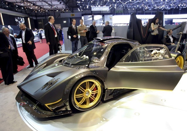 Arabanın orjinalinin fiyatı 1 milyon sterlin (3.5 milyon TL)