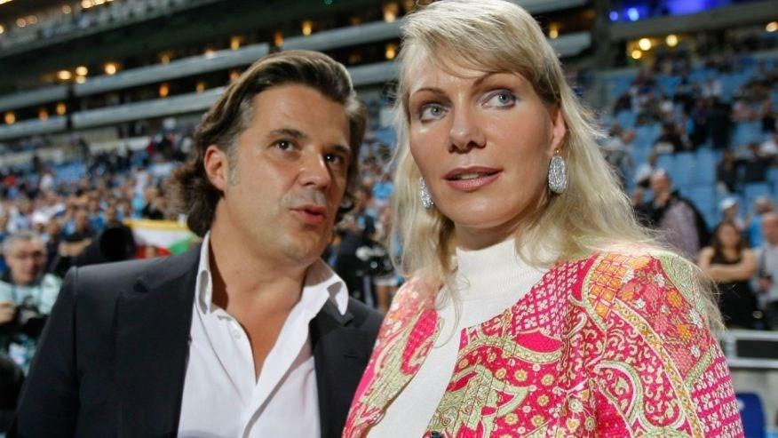 Margarita Louis Dreyfus ve erkek arkadaşı Philipp Hildebrand