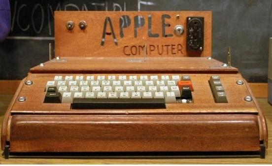 Steve Jobs ve Steve Wozniak tarafından 1976 yılında üretilen bilgisayardan sadece 200 adet bulunuyor.