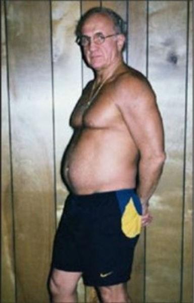 74 yaşında formunun zirvesinde