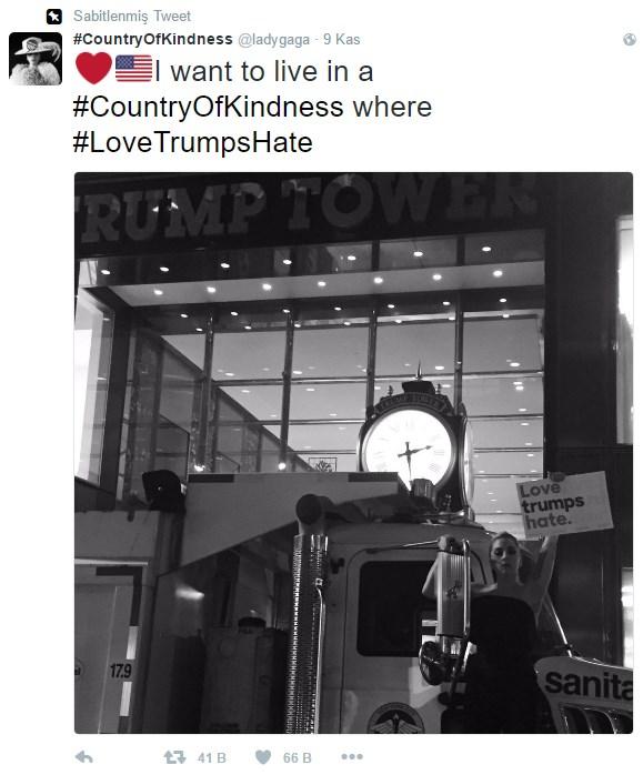 Trump Tower protestosu