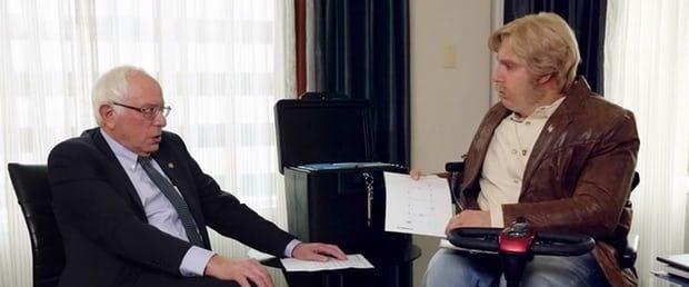 Abd Komedyen Sacha Baron Cohenin Programını Konuşuyor Video