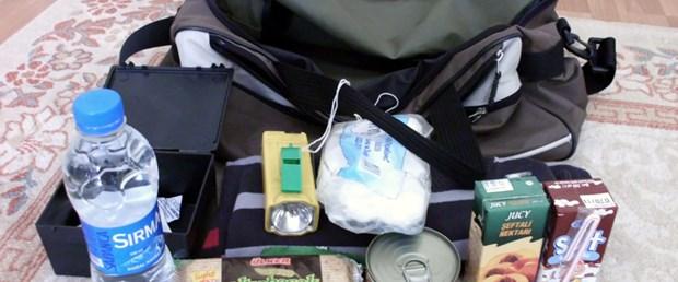 Acil ihtiyaç çantanız hazır mı?