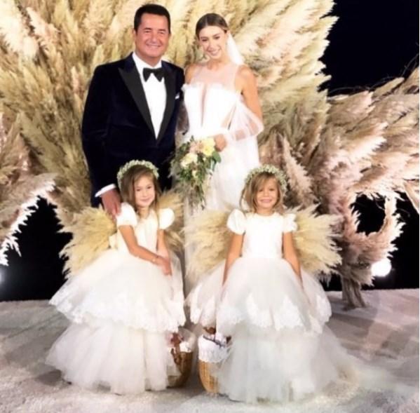 Acun Ilıcalı, Şeyma Subaşı, Acun Ilıcalı ile Şeyma Subaşı düğün, Acun Ilıcalı ile Şeyma Subaşı evlendi