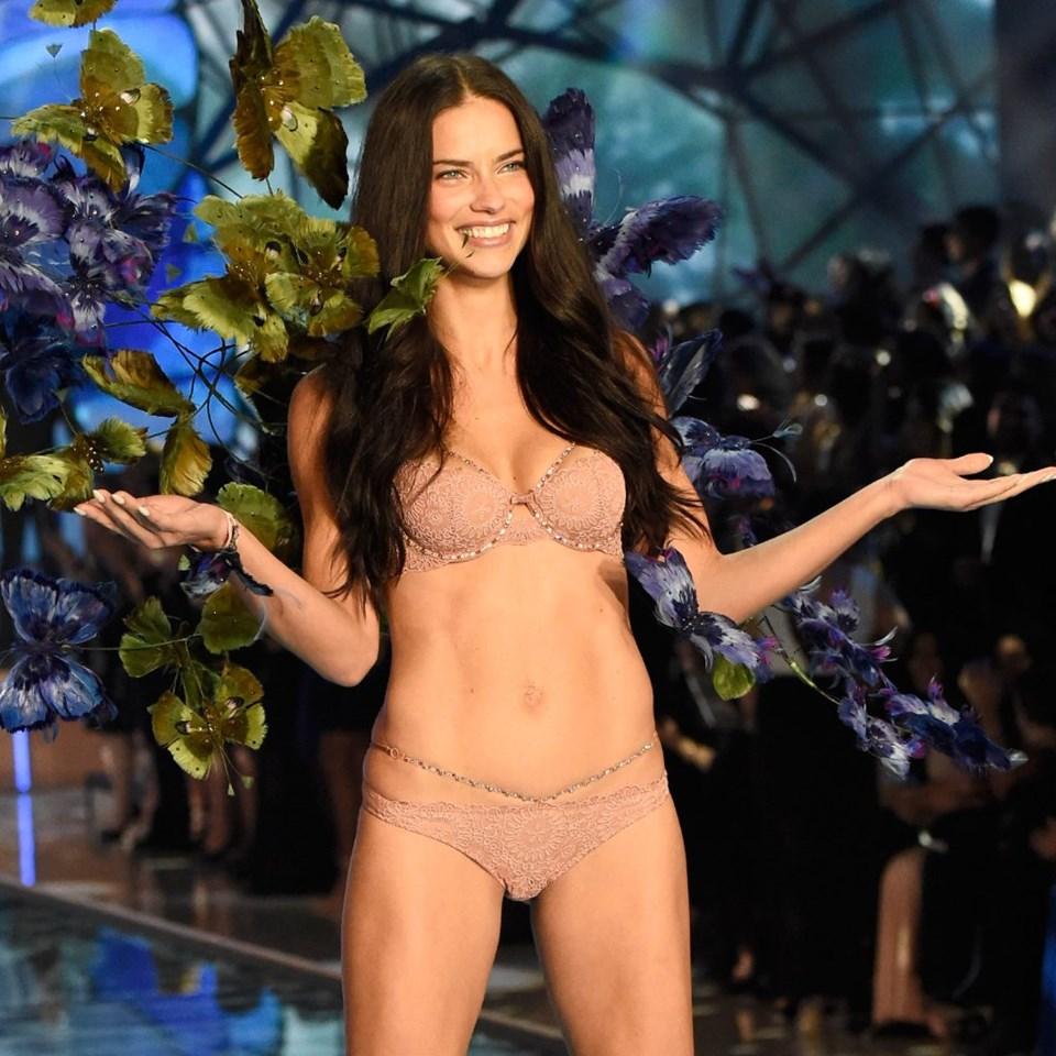 Adriana Lima, Metin Hara, Magazin, Yaşam, Victoria's Secret, Moda, Güzellik, Model, Manken, Kadın