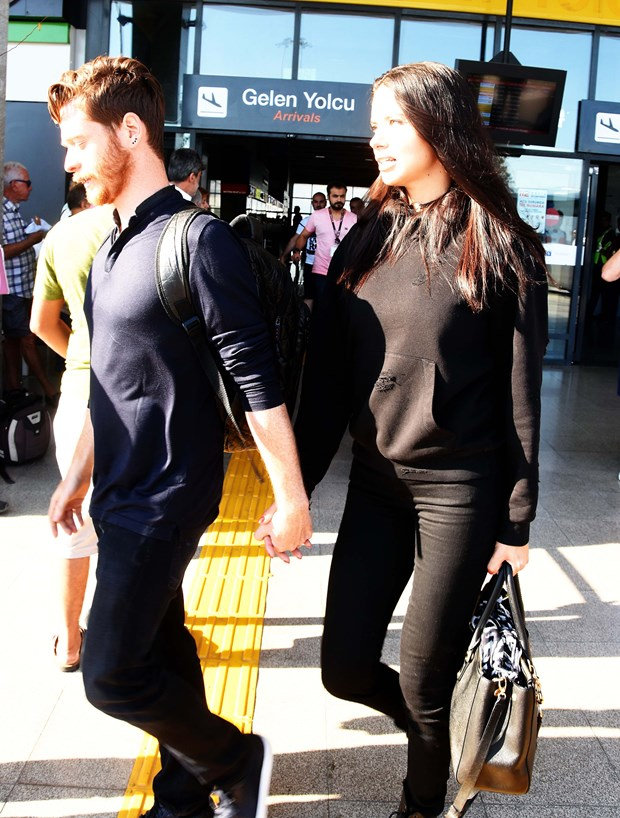 The famous couple