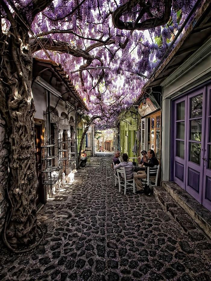 Molyvos, Yunanistan