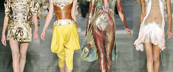 Alexander McQueen: Doğaya dönüş
