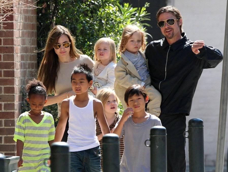 3 ÇOCUĞU EVLAT EDİNDİ :Birleşmiş Milletler Mülteciler Yüksek Komisyonu (BMMYK) İyi NiyetElçisi olan Jolie, 2002'de Kamboçyalı Maddox'u, 2005'te Etiyopyalı Zahara'yı,2007'de de Vietnamlı Pax Thien'i evlat edinmişti. Jolie'nin 2014'te dünya evinegirdiği Brad Pitt'ten de Shiloh, Vivienne Marcheline ve Knox Leon adında üççocuğu bulunuyor.